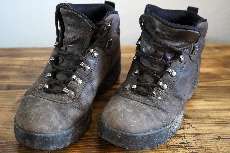 Jak pečovat o outdoorovou obuv