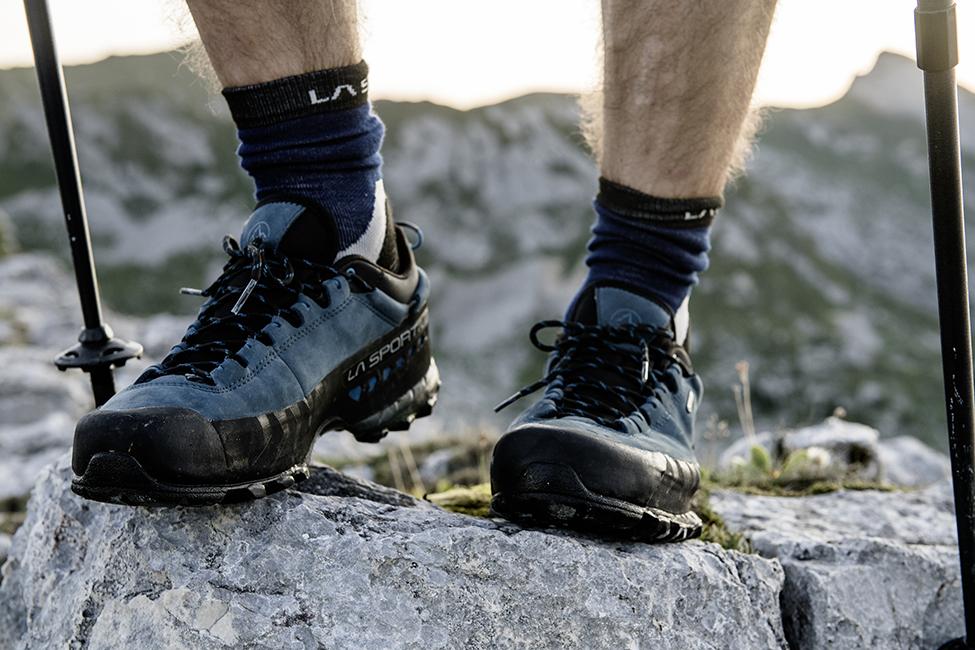 boty na lehký trek