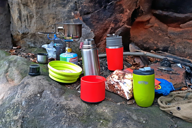 Pár tipů jak na vaření v přírodě