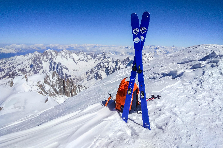 vrchol_Blanc_Alpy