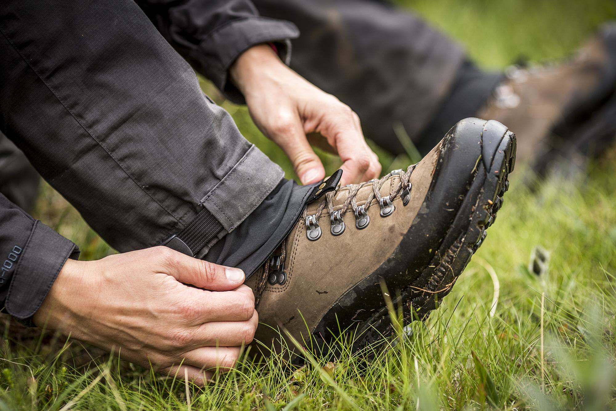 Jak si správně vybrat trekovou obuv?