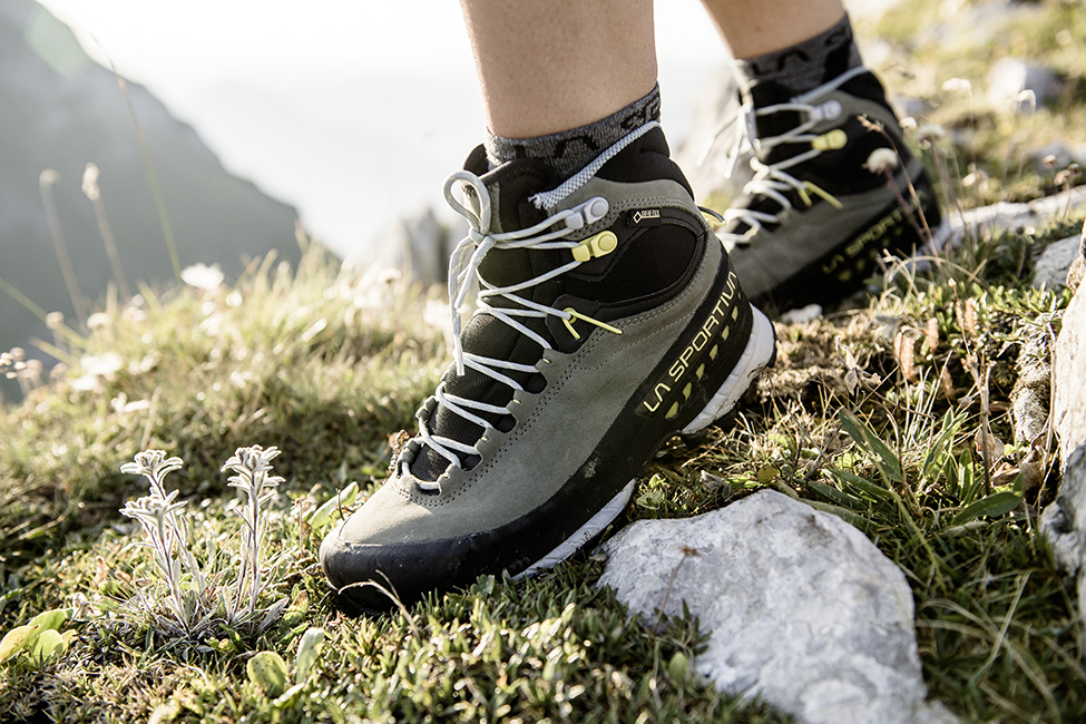 boty na těžší trek