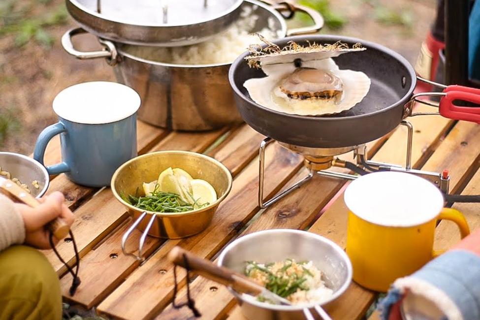 Vaříme v přírodě