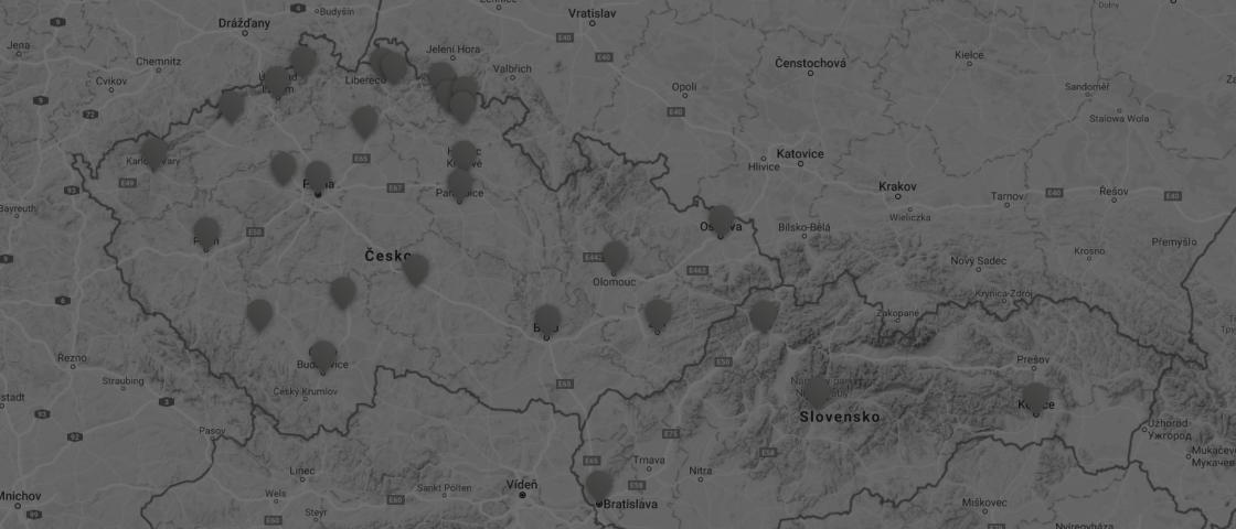 Největší síť outdoorových prodejen vČeské a Slovenské republice