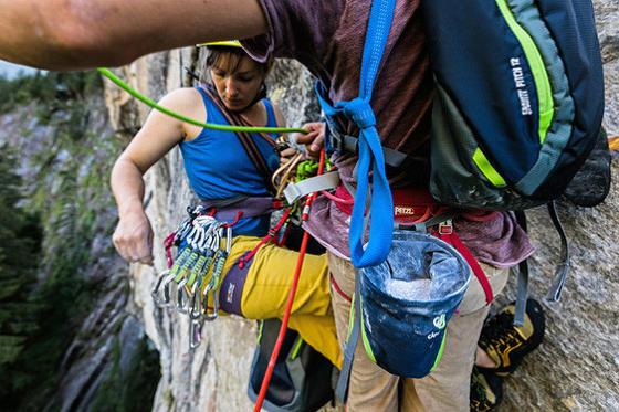 Prvá kolekcia pre horolezcov
