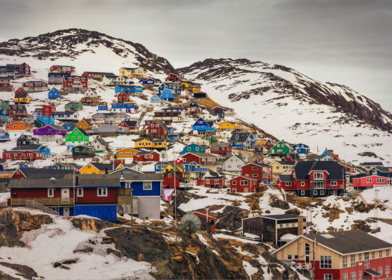 Greenland sa vracia