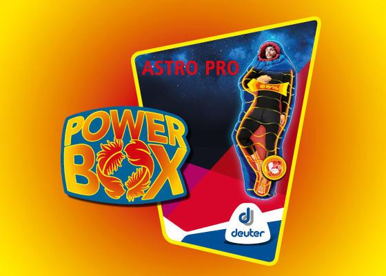 Deuter prichádza skonštrukciou Power Box
