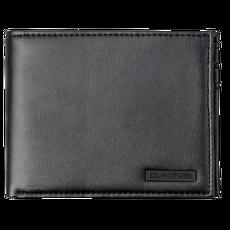 Archer Coin Wallet Black