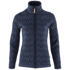 Snow Cardigan Women Dark Navy