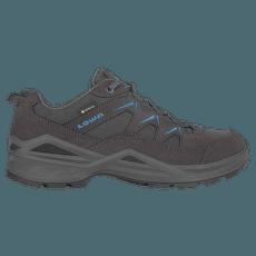 Sirkos Evo GTX® LO graphite/blue