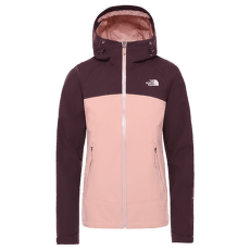 Stratos Jacket Women (CMJ0) PINK CLAY/ROOT BROWN