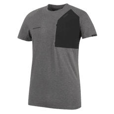 Crashiano Pocket T-Shirt Men black melange-black