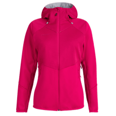 Ultimate VI SO Hooded Jacket Women sundown-sundown melange 6372