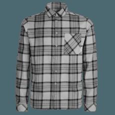 Trovat Longsleeve Shirt Men 00129 granit-titanium