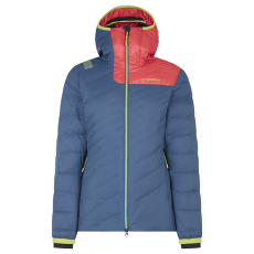 Tempest Down Jacket Women Opal/Hibiscus