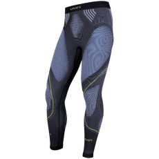 Evolutyon UW Pants Long Melange Men Anthracite melange/Blue/Yellow Shiny