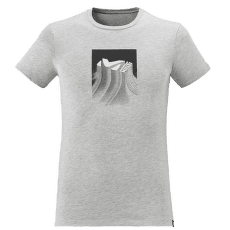 Relief T-Shirt SS Men HEATHER GREY