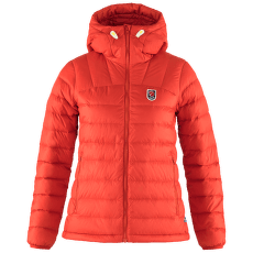 Expedition Pack Down Hoodie Women True Red