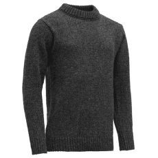 Nansen Sweater Crew Neck 940A ANTHRACITE