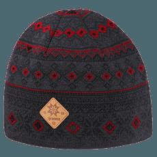 Pletená Merino čepice A142 graphite