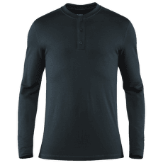 Singi Merino Henley Men Dark Navy