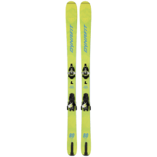Seven Summit Youngstar Set 2000 Fluo yellow/Asphalt
