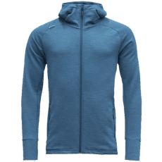 Nibba Jacket Men Blue Melange