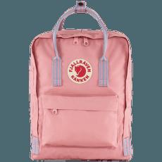 Kanken Pink-Long Stripes