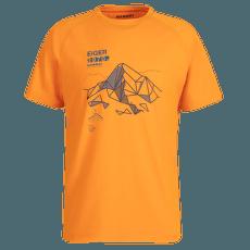 Mountain T-Shirt Men (1017-09846) 2166 dark radiant