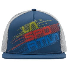 Trucker Hat Stripe Evo Opal/Cloud