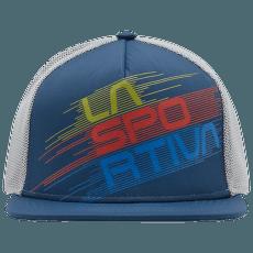 Trucker Hat Stripe Evo Opal/Cloud