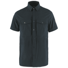 Abisko Trekking Shirt SS Men Dark Navy
