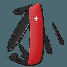 D03 Allblack Standard Red