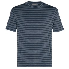Utility Explore SS Crewe Stripe Men SERENE BLUE