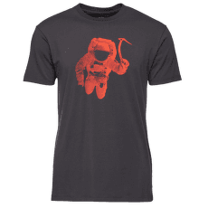 Spaceshot Tee SS Men Carbon