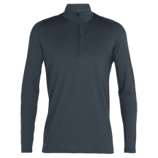Spring Ridge LS Half Zip Men SERENE BLUE