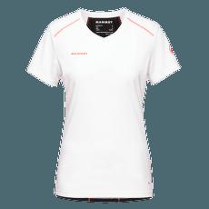 Sertig T-Shirt Women white-black-vibrant orange 00536