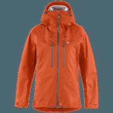 Bergtagen Eco-Shell Jacket Women Hokkaido Orange