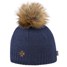 Knitted Merino Hat A155 108 navy