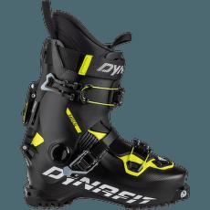 Radical ski touring boots 9269 black neon yellow