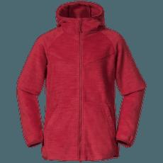 Hareid Youth Girl Jacket Red