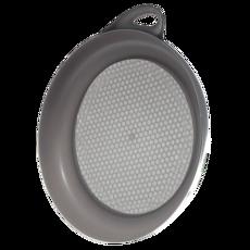 Delta Plate Grey
