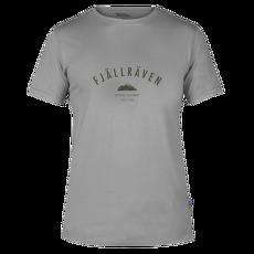Trekking Equipment T-Shirt Men Mountain Grey