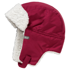 Stormlock Paw Shapka Kids dark ruby 2501