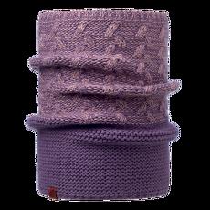 Knitted Buff (116038) DEEP GRAPE
