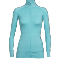 Fluid Zone LS Zip Women Lagoon