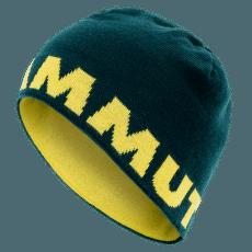 Mammut Logo Beanie 40011 dark teal-canary