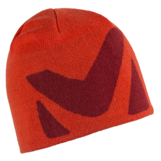 Logo Beanie ORANGE/POMPEIAN RED
