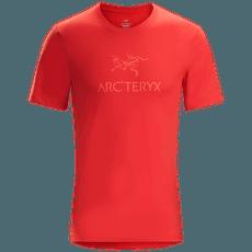 Arc'Word SS T-Shirt Men Ember
