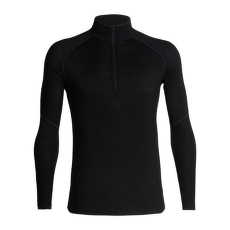 Zone LS Half Zip Men (104348) Black/Mineral